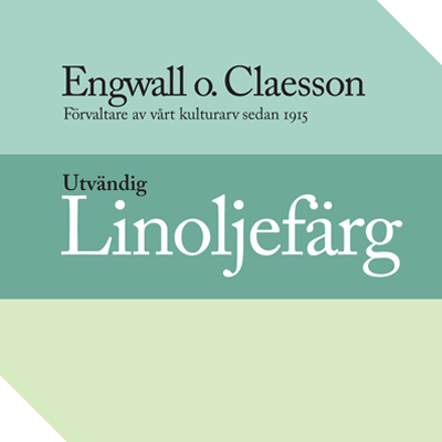 Engwall o. Claesson - Utvändig Linoljefärg