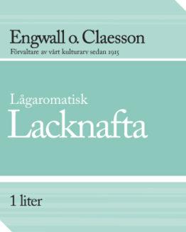 Engwall o. Claesson - Lågaromatisk lacknafta